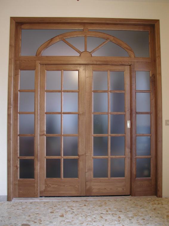Porte in legno | L\'Arte del Legno