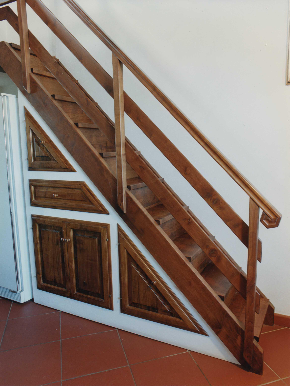 Scale e soppalchi in legno l 39 arte del legno for Idee scale per soppalchi